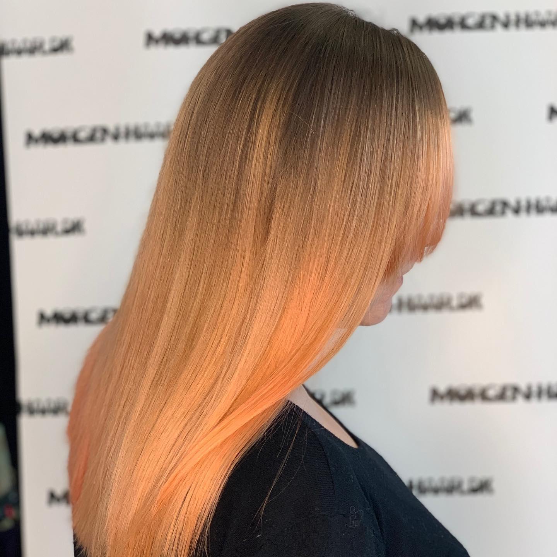 hårfarve
